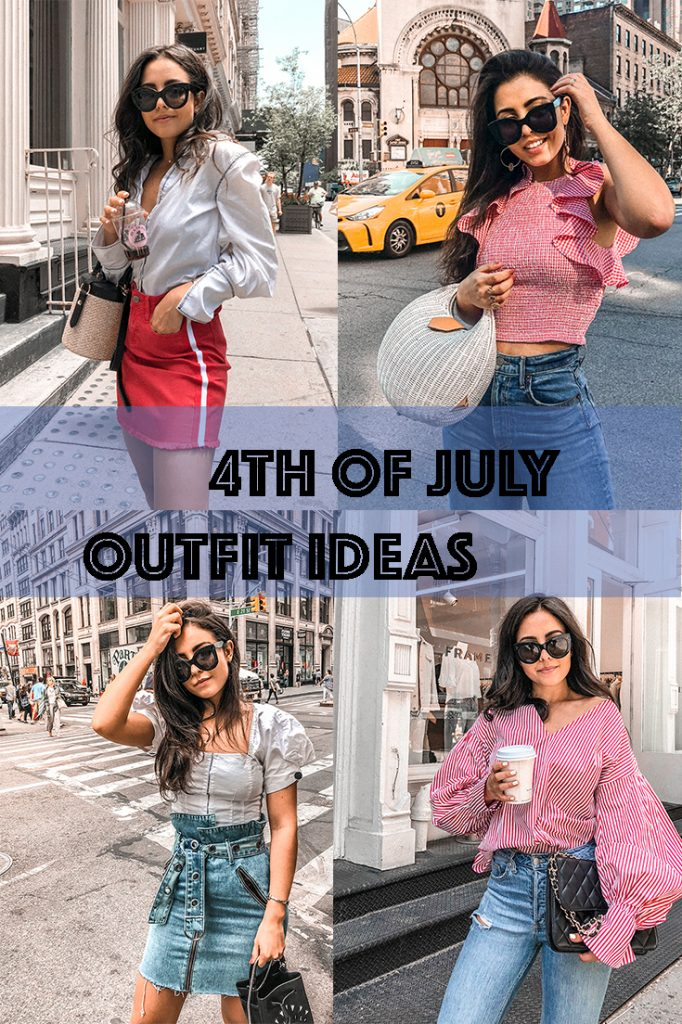 4112b74852f22 That s why I put together those 3 easy and chic looks for you to rock 4th  of July in style (and not fall into the common clichés of this holiday).